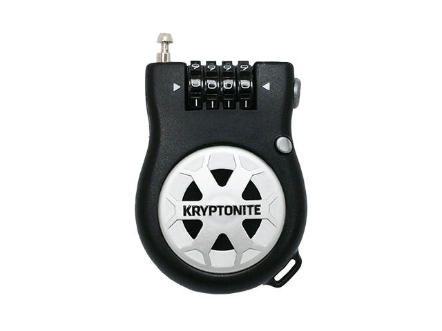 KRYPTONITE R2 Retractor Combination Cafe Lock click to zoom image