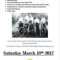 Women on Wheels Cycle Event.