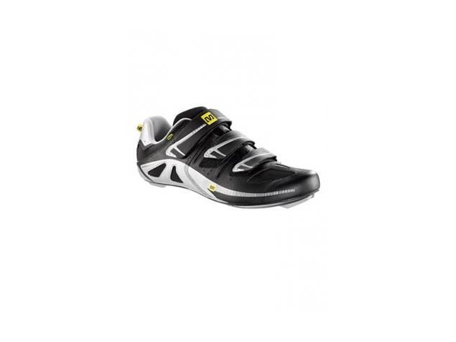 MAVIC Shoes Mavic Peleton Black/silver/yellow click to zoom image