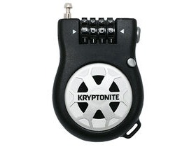 KRYPTONITE R2 Retractor Combination Cafe Lock